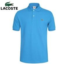 Camisa polo de verão dos homens da marca de moda algodão manga curta camisas polo masculino sólido camisa respirável topos t 1