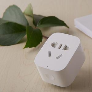 Image 5 - Xiaomi Mi Smart Socket Mijia Smart home plug wifi or Bluetooth Version APP Remote Control Power Detection Work with Mi home APP