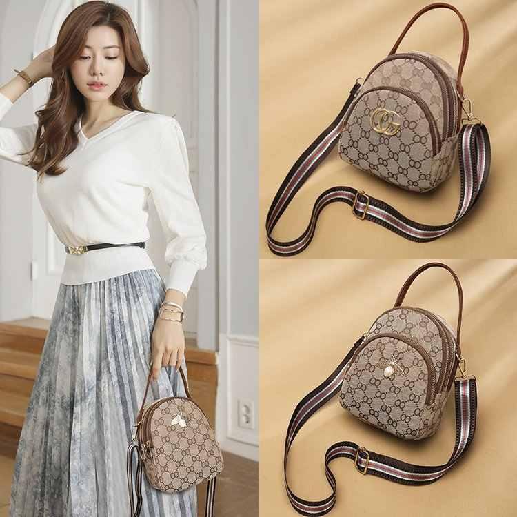 New Style One-Spalla Giapponese E della Corea Del Sud di Stile casual Versatile Elegante Piccola DELLE DONNE del Sacchetto di Vendita Caldo Produttori di Commerc