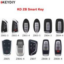KEYDIY KD Smart Key ZB02 ZB03 ZB04 ZB05 ZB06 ZB07 ZB08 ZB Series Remote Key for KD X2 Key Programmer