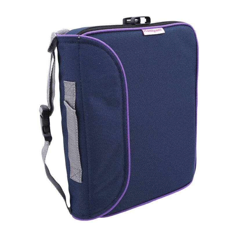 Практичная сумка для детского стула, портативное сиденье для малышей из водонепроницаемой ткани Оксфорд, детский дорожный складной ремень для кормления, высокий стул 6
