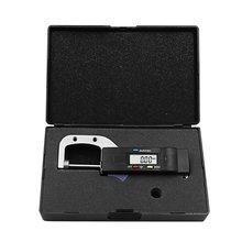 0-25 мм Цифровой горизонтальный толщиномер 0,01 мм Ювелирные изделия жемчужная линейка круглый диаметр металла для измерения толщины метр микрометр