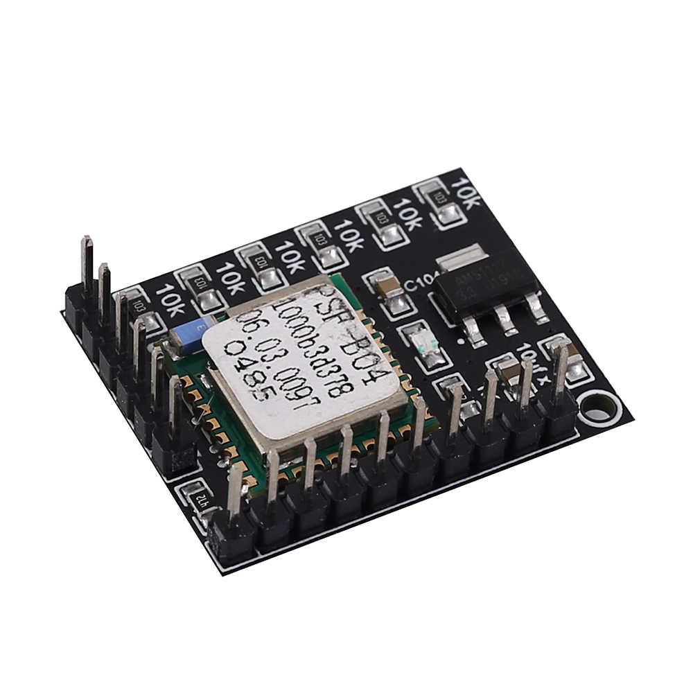 DC 3.3V 5V 4 Channel Wireless WiFi Module IoT Remote Controller 4CH 4Bit Switch Module APP Transceiver