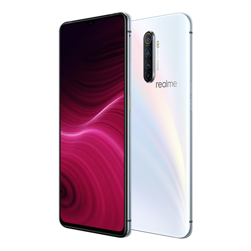 Global version OPPO realme X2 Pro  8GB 128GB Snapdragon 855 Plus 64MP Quad Camera NFC Smartphone 50W Super VOOC Fast charger