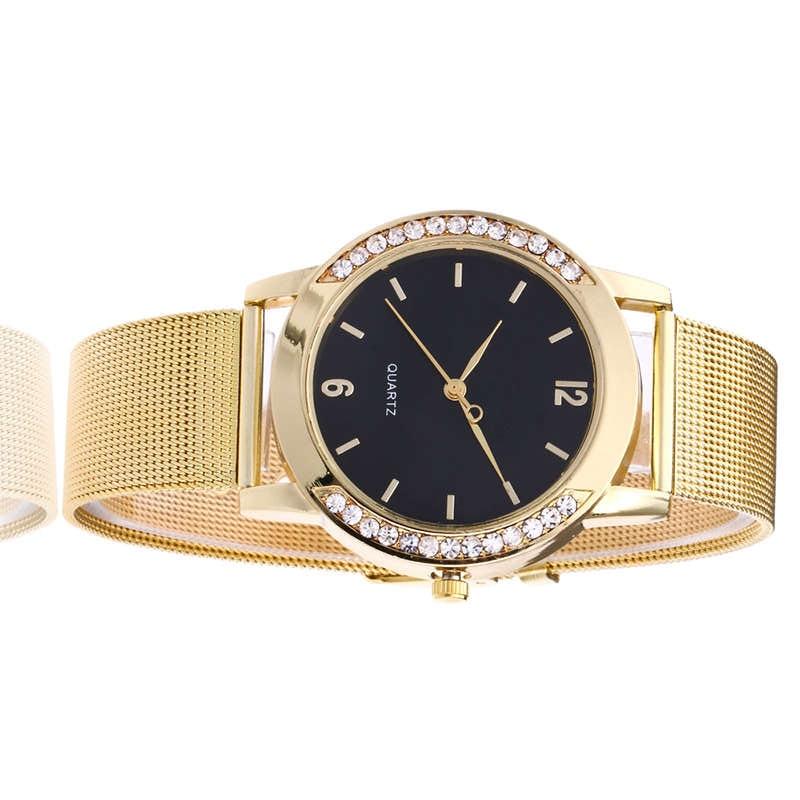 Relojes Mujer 2018 Branded Horloges Voor Vrouwen Vrouwen Horloges Gofuly Vrouwen Lederen Quartz Horloge Horloges Montre Femme Hot Sales 3