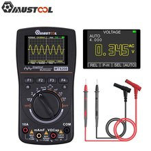 Digital Multimeter Oscilloscope Intelligent Electronic-Test Mustool Mt8208 Graphical