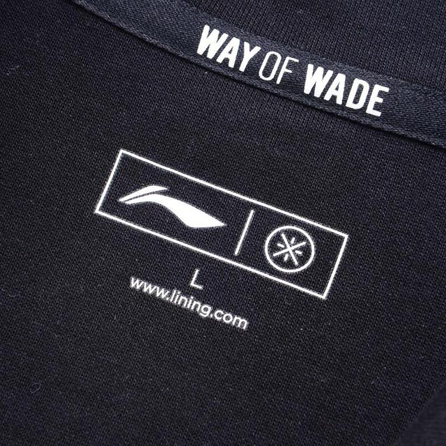 Li-Ning Men Wade Series Sweater Regular Fit 82% Cotton 18% Polyester Hoodie Zipper Closure LiNing Sports Jackets AWDP433 MWW1599 5