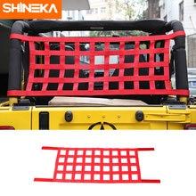Shineka покрытие для крыши машины jeep wrangler красная Автомобильная
