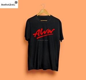Футболка для скейтборда Alva, новинка, черная и белая модная футболка shubuzhi для катания на коньках, хлопковая Футболка sbz1256