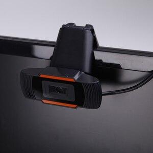Новая веб-камера 480p 720p 1080p USB камера вращающаяся веб-камера для записи видео с микрофоном сетевая камера для ПК компьютера