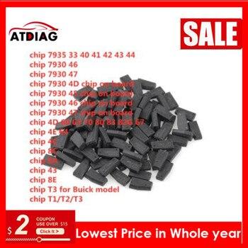 50-100pcs/lotXhorse VVDI Super Chip Transponder for ID46/40/43/4D/8C/8A/T3/47/41/42/45/ID46 for VVDI2 VVDI /Mini Key Tool