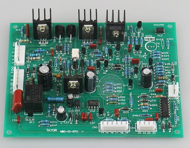 Nbc-Control-Board With Self-Locking Two-Welding-Machine/mainboard