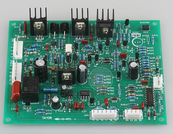 NBC Control Board With Self-locking Two Welding Machine Mainboard Welding Machine Circuit Board