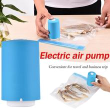 Multi-functional Dual-use Electric Air Pump Outdoor Travel Compression Bag Vacuum Storage Bag Air Extractor Home Keep Fresh Tool multi functional dual use electric air pump auto portable blower travel compression bag vacuum storage bag air extractor