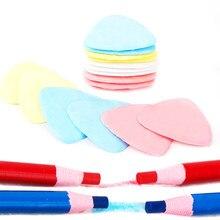Tecido multicolorido alfaiates giz borracha marcador de tecido retalhos roupas diy costura ferramenta costura acessórios alfaiates giz
