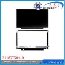 Nouveau 11.6 ''pouces pour ordinateur portable LED écran d'affichage à cristaux liquides panneau B116XTN04.0 pour Acer Aspire V5-131 V5-171 LVDS écran LCD