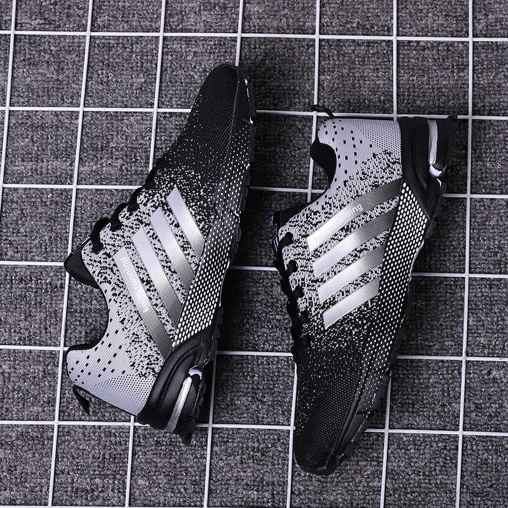 Zapatillas de deporte de primavera 2020 para Hombre, Zapatillas de malla ligera transpirable, Zapatos casuales para Hombre, Zapatos de marca de lujo para Hombre