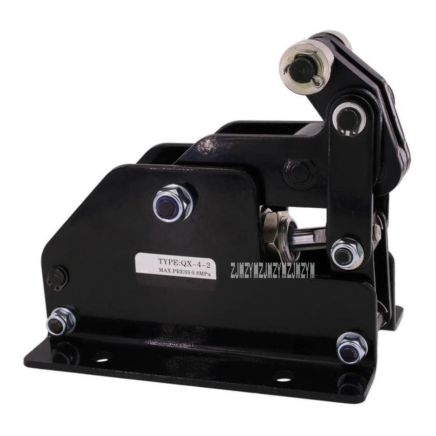 QX-4-2X Assembly Line Blocker Horizontal Blocker Power Tool Accessories Blocker Tooling Stopper 0.4-0.6MPA 500KG (185*118*172mm)