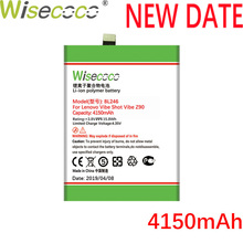 Wisecoco BL246 4150mAh New Battery For Lenovo Vibe Shot Max Z90 Z90-3 Z90-7 z90a40 Phone High quality+Tracking Number