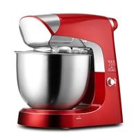 1000W 5L Dough Maker Stainless Steel Kitchen Bread Dough Mixer Multi purpose Cooking Machine Egg Electric Mixer