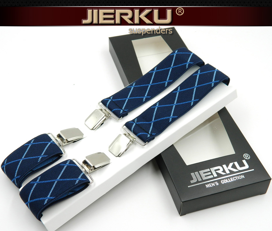 Manufacturers Wholesale Cross Border Supply Of Goods Suspender Strap Top Grade Men Suspender Strap Currently Available 3.5 Jacqu