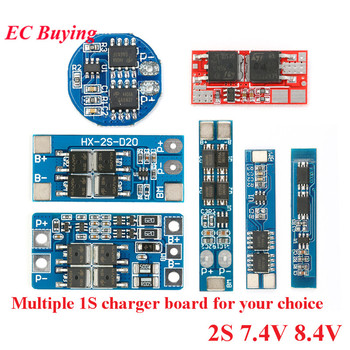 2S 7.4V 8.4V 3A 5A 10A Li-ion Lithium Battery 18650 Charger Charging PCB BMS Protection Board For Drill Motor Lipo Cell Module