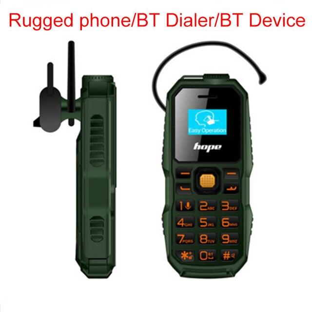 M60 codzienne wodoodporne telefony bluetooth mini dialer telefony komórkowe Dual sim GSM wytrzymałe telefony komórkowe 550mAh latarka pk J8 J9 KK1 m5