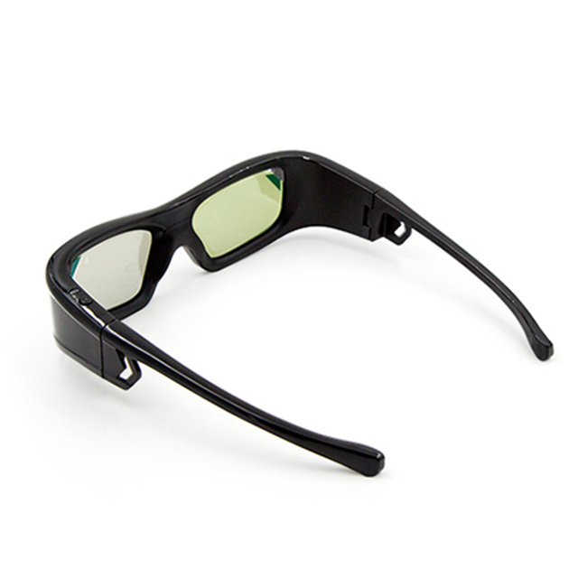GL410 3D Glasses for Projector Full HD Active DLP Link glasses for Optama Acer BenQ ViewSonic Sharp Dell DLP Link Projectors