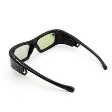 نظارات GL410 ثلاثية الأبعاد لأجهزة العرض عالية الوضوح نظارات ربط DLP النشطة لأجهزة العرض Acer BenQ ViewSonic شارب ديل DLP Link