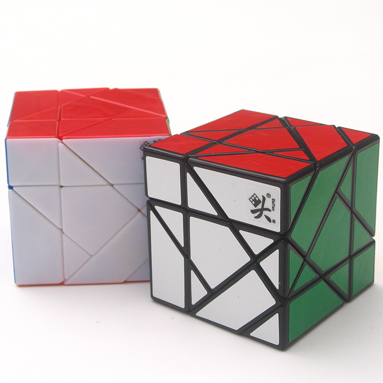 Dayan 5 Axis 3 Rank Cube Extreme Eleven 7 11 Tangram Master Collection Gem Cubo Magico Educational Toys