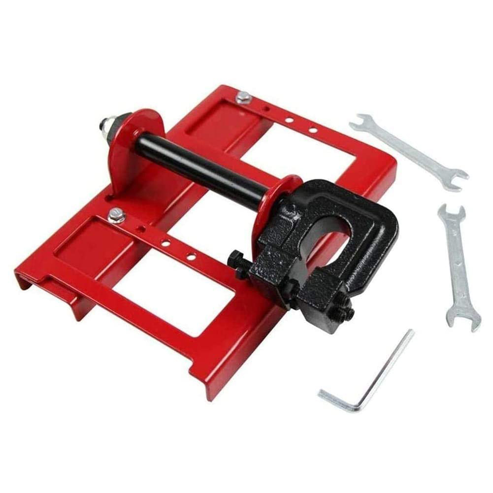 Lumber Cutting Woodworking Steel Open Frame Guide Bar Timber Accessories Construction Mini Portable Chainsaw Mill Attachment