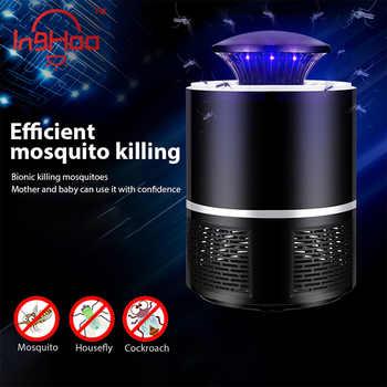 IngHoo moskito-killer Moskito Lampe USB power Photokatalyse Stumm Strahlungslose Insekten mörder Fliegen falle lampe Geeignet für baby