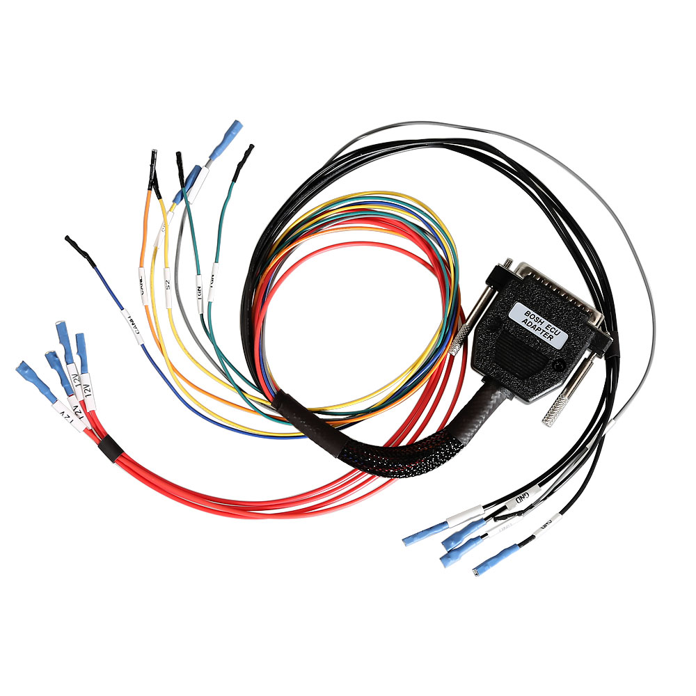 Xhorse For Bosch Adapter Read For BMW ECU N20 N55 B38 ISN Without Opening For VVDI Prog