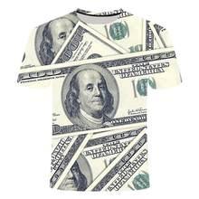 T-shirt d'été pour hommes, short décontracté, avec timbre 3D, 2020