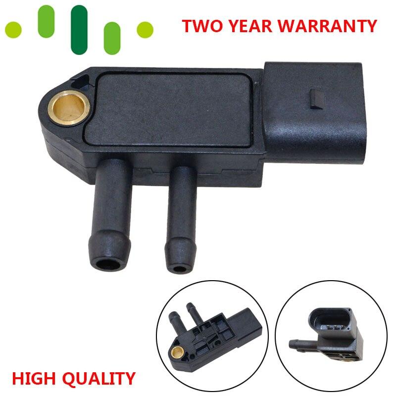 Sensor de pressão diferencial do filtro de partículas diesel dpf 076906051a para vw audi skoda seat 076906051a 0281002710