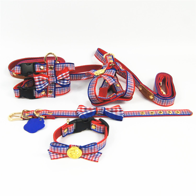 Pet Collar Triangular Chest And Back H-shaped Chest And Back Dogs And Cats Traction Set Pet Supplies