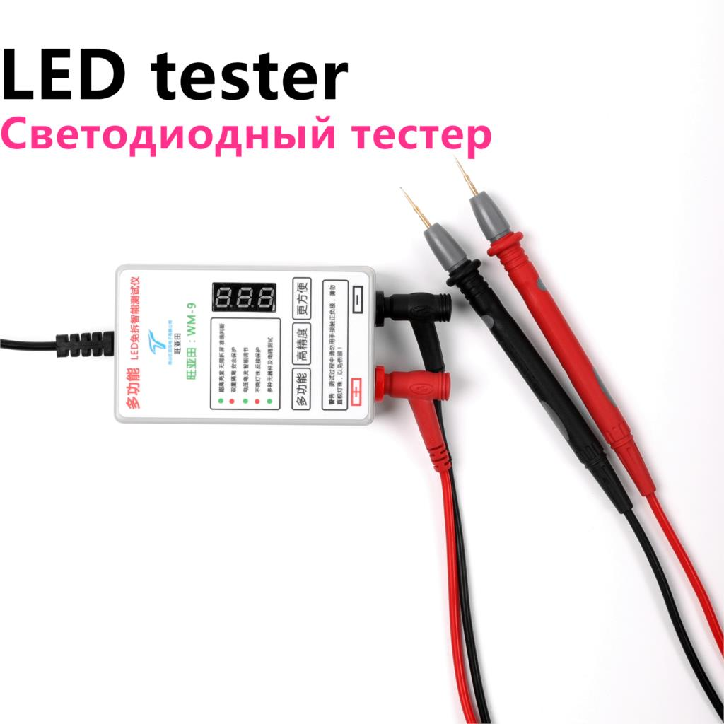 Output 0-300V LED Lamp Beads Backlight Tester Tool Smart-Fit Voltage For All Size LCD TV Don T Disassemble The Screen