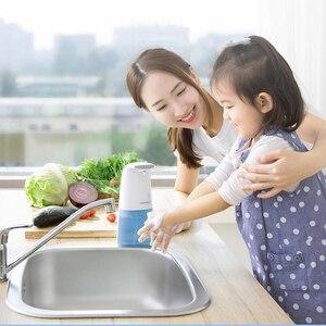 Image 2 - Marke Neue Xiaomi Mini Auto Induktion Schäumen Smart Hand Mi Washer Waschen 0,25 s Infrarot Induktion Touch weniger Seife