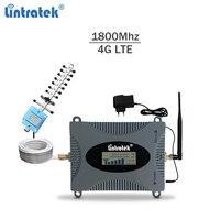 Lintratek repetidor de sinal 4g 1800 mhz lte impulsionador gsm 1800 ampli 4g sinal impulsionador banda 3 dcs amplificador repetidor rede
