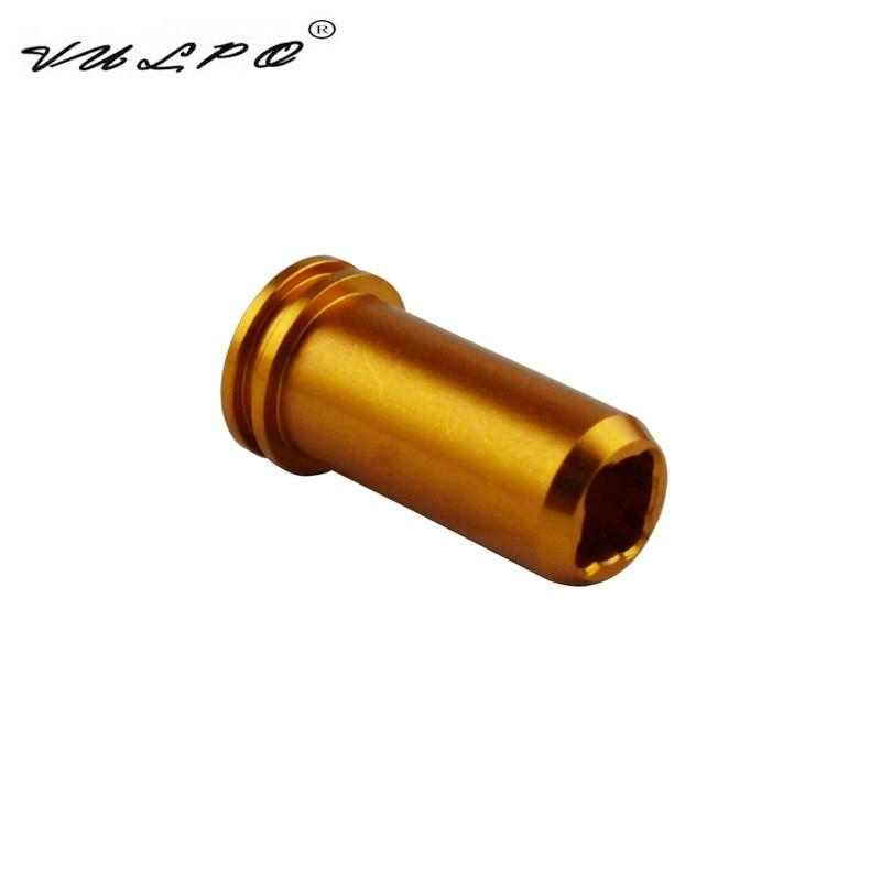 Vulpo cnc alumínio 17.88mm bico de vedação ar para mp5 série airsoft aeg tz0069 frete grátis
