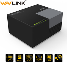 Wavlink 9 Ports Universal USB 3.0 Docking Station Dual Video Display 4GB DVI HDMI VGA USB Hub Gigabit LAN Port Working Online