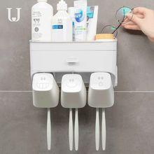 Youpin jordan & judy стойка для зубных щеток без перфорации