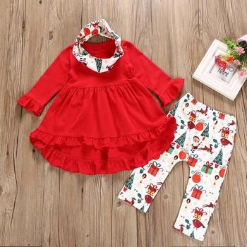 Holiday Toddler Girl Set 1