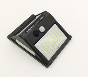 Image 5 - 100 LEDs PIR Motion Sensor Light LED Floodlight Wall Lamps Outdoor Lighting Garden Solar Lamp Security Porch Street Lights