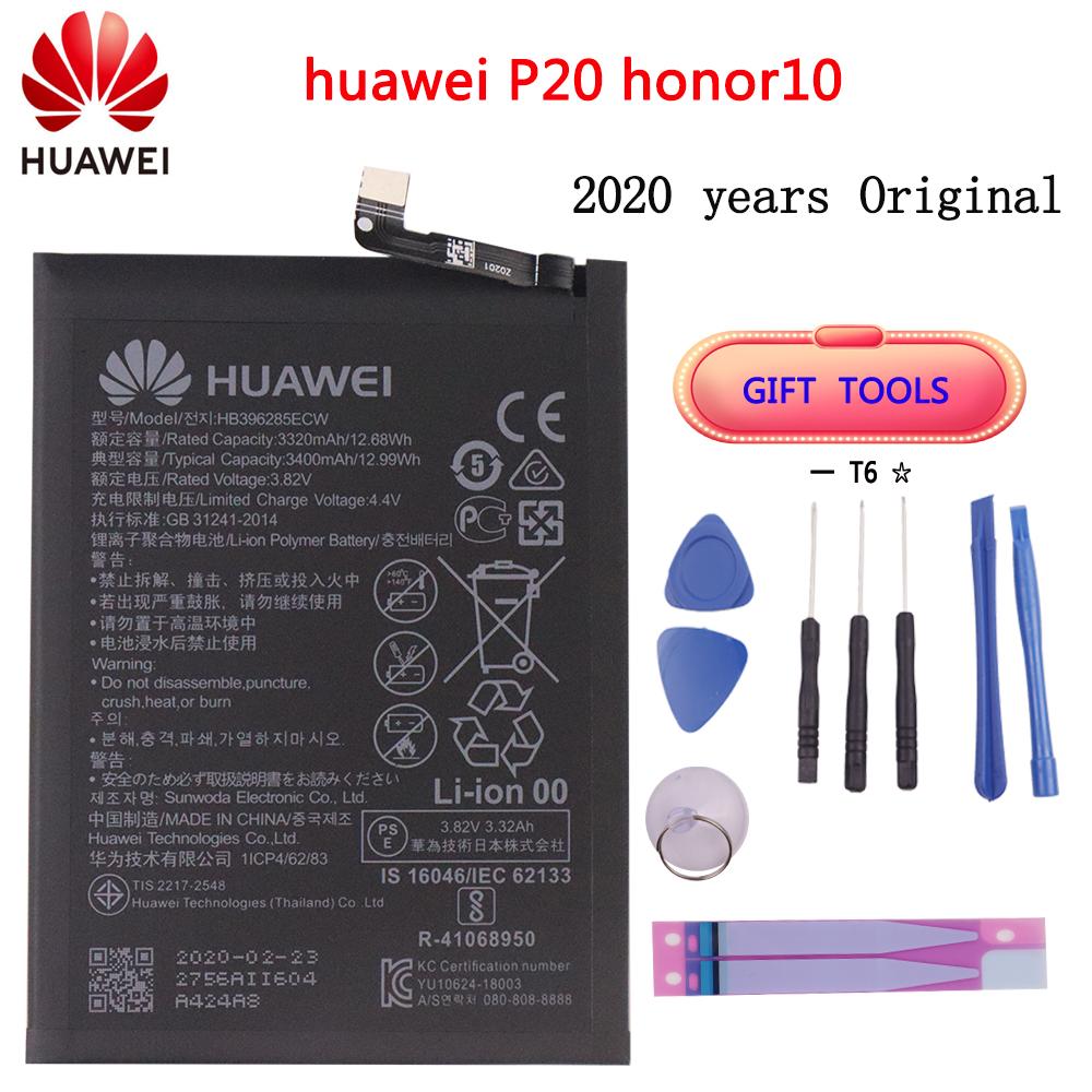 Аккумулятор huawei 3400 мАч hb396285ecw для p20 / honor 10 lite