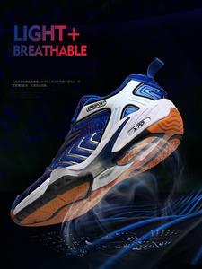 Badminton Shoe Volleyball-Sneakers Tennis-Athletics Indoor Profession Training Women