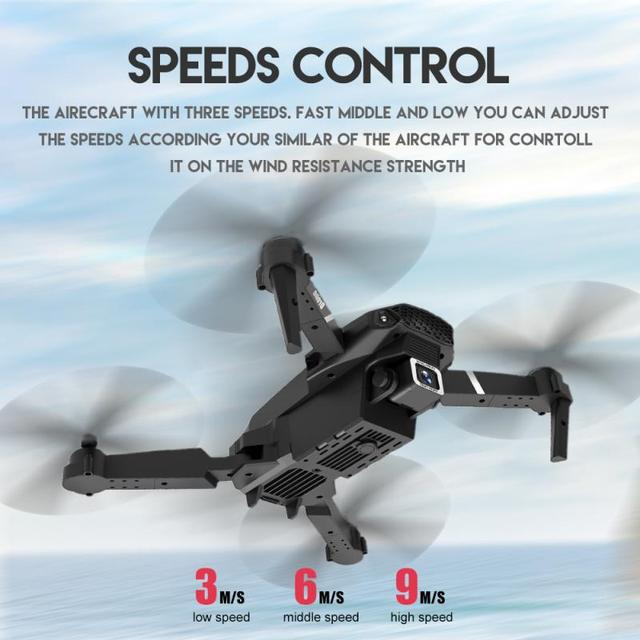 WIFI FPV Quadcopter With 4K/1080P HD Wide Angle Camera Drone Unisex color: 1 10 11 12 13 14 15 16 17 18 2 3 4 5 6 7 8 9