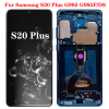 Dead pixel G985F LCD For Samsung Galaxy S20 Plus LCD With Frame 1440*3200 S20 Plus SM- G985A G985U G985F/DS Display Touch Screen