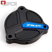 2021 nouveau Design pour Yamaha Tech Max t-max Tmax 530 DX SX Tmax 560 moto haute qualité arbre de transmission garde protecteur trou couvercle