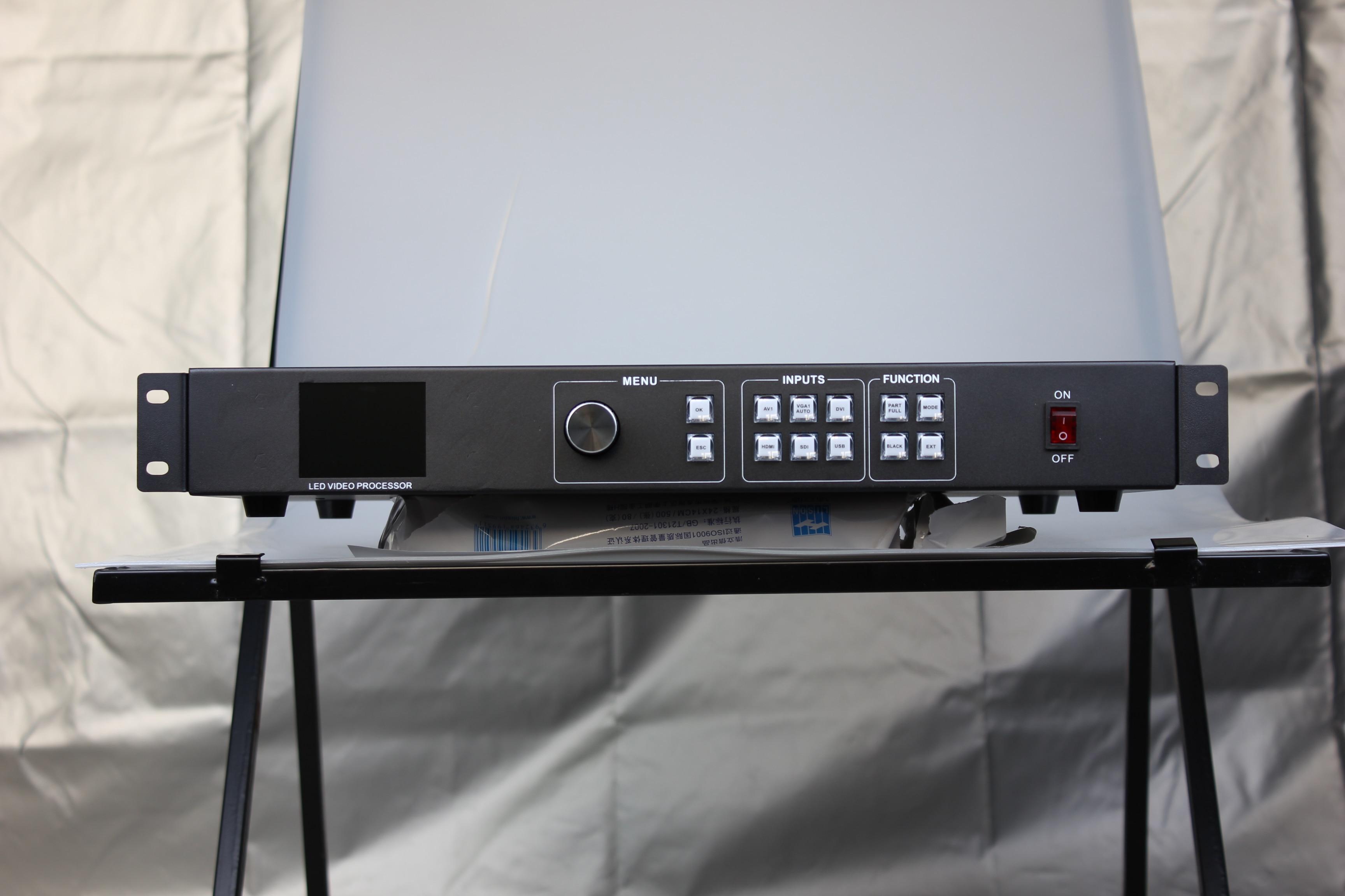Image 3 - P3.9 dello schermo principale Dellinterno MVP300 controller video con TS802 linsn led carta di invio DVI/VGA/HDMI di ingressoImpianto sonoro   -